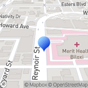 Map Digestive Health Center PA- Biloxi, United States