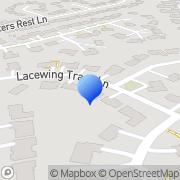 Map Railcom Cordova, United States