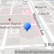 Map Marinello Vance A Md New Orleans, United States
