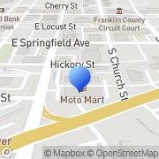 Map Michael C Scheske, Dds, Pc Union, United States