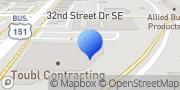 Map Epoxy Flooring Cedar Rapids Cedar Rapids, United States
