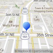 Map Tuffy Auto Service Center Cedar Rapids, United States
