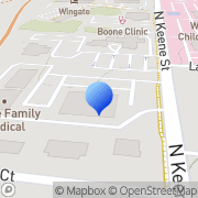 Map Columbia Family Medical Group Columbia, United States