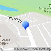 Map American Laser Skincare Woodbury, United States