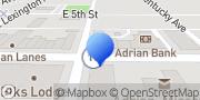 Map Low VA Rates Adrian Adrian, United States