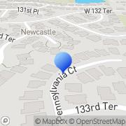 Map SALLY'S ORGANIZING & INVENTORY Kansas City, United States
