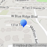 Map Firestone Complete Auto Care Kansas City, United States