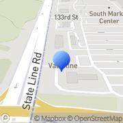 Map Valvoline Instant Oil Change Martin City, United States