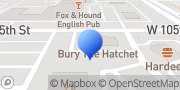 Map Bury The Hatchet Overland Park, United States