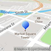 Map Drane Ranger Houston, United States