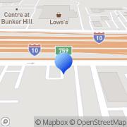 Map Frank Morello - Farmers Insurance Houston, United States