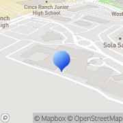 Map Solana at Cinco Ranch Katy, United States