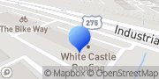 Map White Castle Roofing - Omaha Omaha, United States