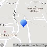 Map Elkhorn Ace Hardware Elkhorn, United States