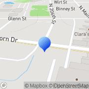 Map Kruse Cabinets & Moldings, Inc. Omaha, United States