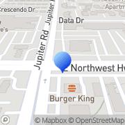Map Fyffe, David D Dallas, United States