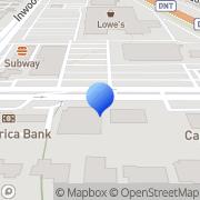 Map Kallassy Sports Dallas, United States