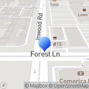 Map Geo-Tech Foundation Repair Dallas, United States
