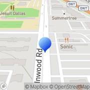 Map Kwik Kar Lube & Tune Dallas, United States