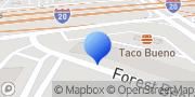 Map Smokies House Of Pipes Arlington, United States