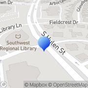 Map Congregation Ahavath Sholom Fort Worth, United States