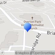 Map Beth-El Congregation Fort Worth, United States