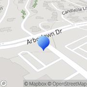 Map Arborlawn United Methodist Church Fort Worth, United States