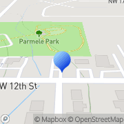Map Goodwill Donation Center Moore, United States
