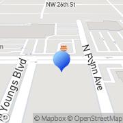 Map Firestone Complete Auto Care Oklahoma City, United States