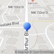 Map Charley Arnold Insurance Oklahoma City, United States