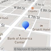 Map Austin Dumpster Rental Pros Austin, United States
