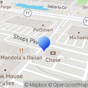Map LOCKS & LOCKSMITHS Austin, United States