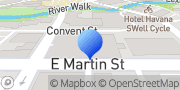 Map Dumpster Rental San Antonio San Antonio, United States