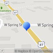 Map NAPA Auto Parts - Mason Auto Parts Mason, United States
