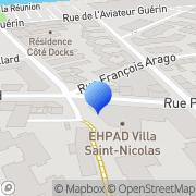 Carte de Caillard S.A. Le Havre, France