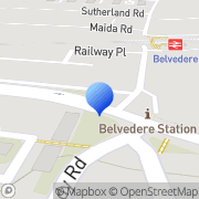 Map Drainage service in Belvedere, London, England Belvedere, United Kingdom