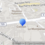 Carte de Groupe T.M.A. Audit S.A. Châtellerault, France