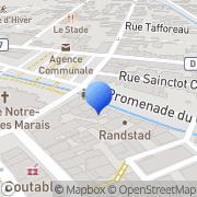 Carte de Groupe Dic S.A. La Ferté-Bernard, France