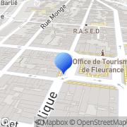 Carte de Groupe Sensemat Administration Fleurance, France