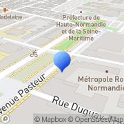 Carte de Entreprise Pollet Rouen, France