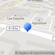 Carte de Carrier Transicold France S.A. Mont-Saint-Aignan, France