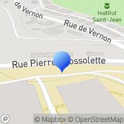 Carte de Aspocomp S.A.S. Évreux, France