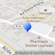 Carte de Chausson Matériaux E.U.R.L. Fenouillet, France