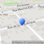 Carte de Hérouard S.A.R.L. Ézy-sur-Eure, France