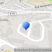 Carte de Compagnie IBM France Toulouse, France
