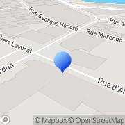 Carte de Horizon Mer S.A.R.L. Boulogne-sur-Mer, France