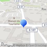 Carte de Entreprise Robert Dhennin S.A. Orgères-en-Beauce, France