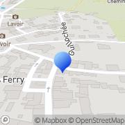 Carte de A.L.P.A. S.A. - Aciéries et Laminois de Paris Gargenville, France