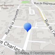 Carte de Elec Automatisme S.A.R.L. Saint-Jean-de-la-Ruelle, France