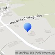Carte de I.M.C.G. S.A.R.L. - Industrie Métallurgique Chaudronnerie Guéretoise Guéret, France